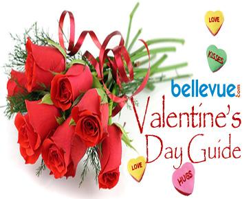 Bellevue Valentine's Day Guide 2017 | Bellevue.com
