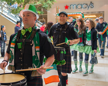 St Patrick's Day Pub Crawl in Bellevue | Bellevue.com