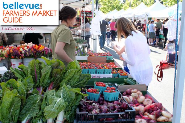 Bellevue Farmers Market Guide | Bellevue.com