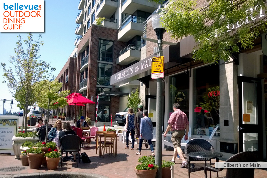 Bellevue Outdoor Patio Dining Guide