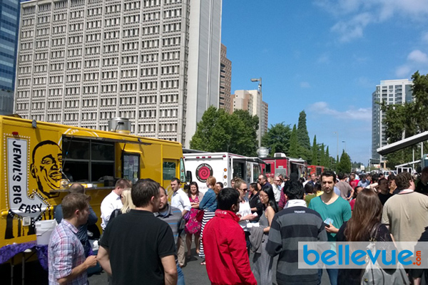 Bellevue Food Truck Guide | Bellevue.com