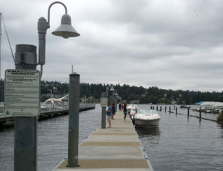 Free Parking, Shuttle Services for Bellevue Boaters Seafair Weekend