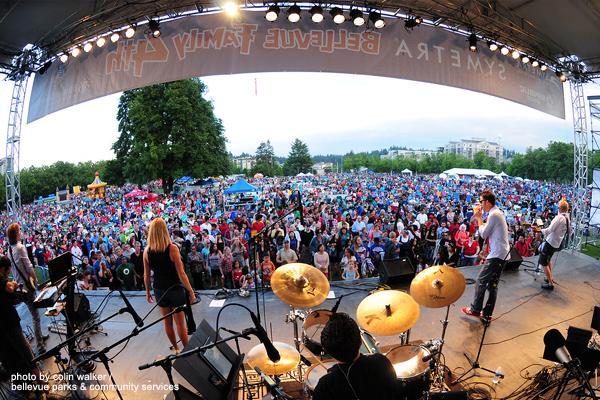 Bellevue.com - 4th of July Bellevue Fireworks Celebration