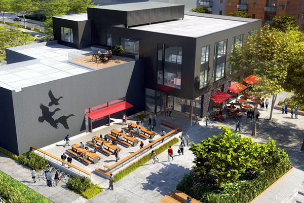 The Spring District Brewpub | Bellevue.com