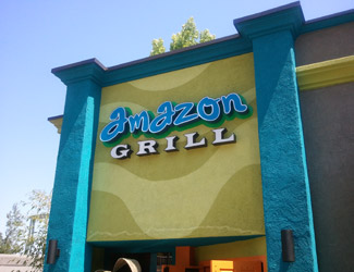 Amazon Grill Opens