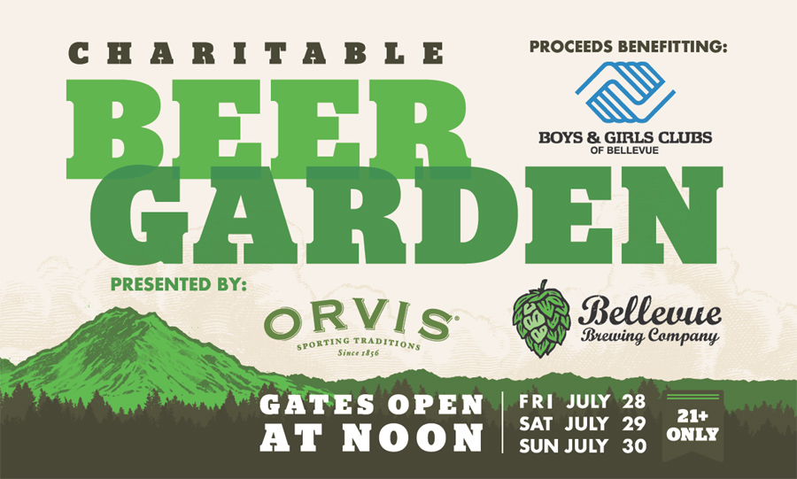 Beer Garden at Bellevue Arts Festival | Bellevue.com