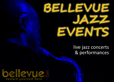 Bellevue Jazz Festival, Jazz Around Bellevue | Bellevue.com