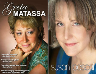 Greta Matassa & Susan Pascal at Eastside Jazz Club | Bellevue.com