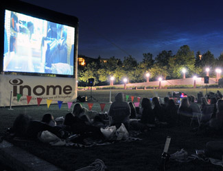 Summer Outdoor Movies in the Park | Bellevue.com