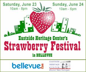 2018 Bellevue Strawberry Festival
